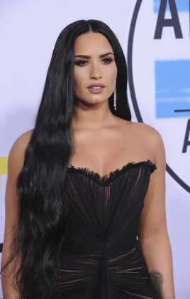 It's rumored that Demi's Instagram purge is part of her recovery process. (Photo: WENN)