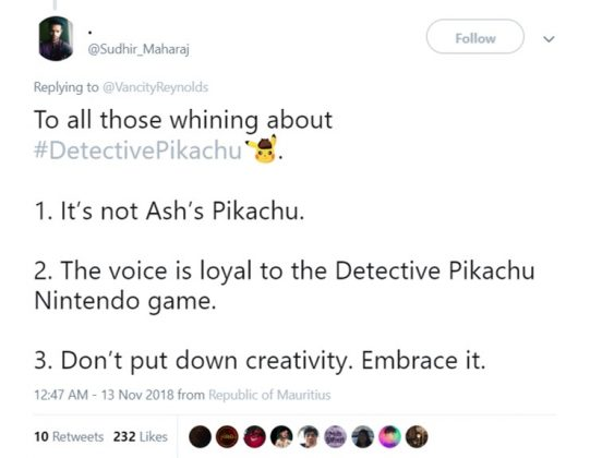 There are many other Pikachu's other than Ash's, people… (Photo: Twitter)