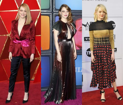 In honor of her 30th birthday, let's take a look at all of Emma Stone's best red carpet looks. Emma, you truly never shined so brightly! (Photos: WENN)