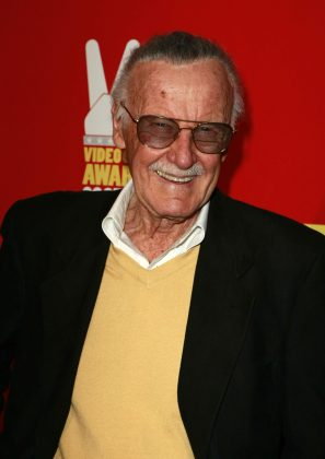 Stan Lee worked as a playwright for the Army in the Training Film Division in Queens with eight other men, including Theodor Geisel, better known as Dr. Seuss! (Photo: WENN)