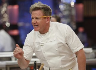 In honor of his 52nd birthday, here's a collection of Gordon Ramsay's greatest insults. Enjoy, you idiot sandwiches! (Photo: Instagram)