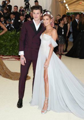 Following their Met Gala red carpet appearance, Shawn Mendes denied the rumors that they were an item. (Photo: WENN)