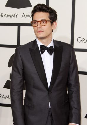 His rumored romance with Halsey certainly wouldn't be John Mayer's first celebrity fling. (Photo: WENN)