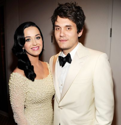 Last year, Katy Perry ranked John Mayer as one of her top former celebrity lovers. (Photo: WENN)
