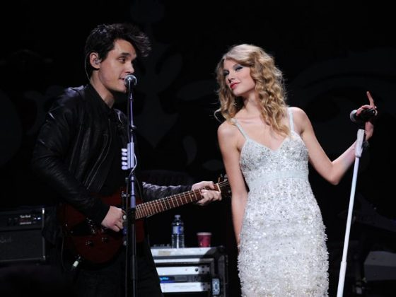 "Taylor's song ""Dear John"" is rumored to be about her failed relationship with the musician. (Photo: WENN)"