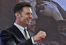 Twitter has found the news that Hugh Jackman is friends with Ivanka Trump unsettling—to say the very least. (Photo: WENN)
