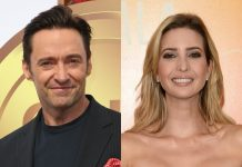 Hugh Jackman's friendship with Ivanka Trump is raising eyebrows again. (Photo: WENN)