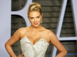 Kate Upton gave birth to a baby girl! (Photo: WENN)