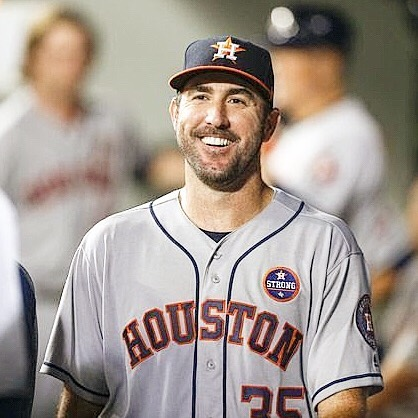 Justin Verlander, Kate's husband, also took to Instagram to celebrate the birth of her baby girl. (Photo: Instagram)