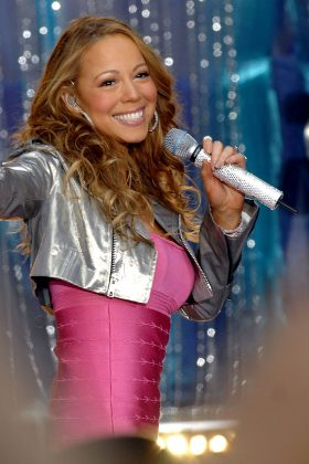 "In the early 2000's Mariah Carey answered ""I don't know her"" when asked about Jennifer Lopez. (Photo: WENN)"