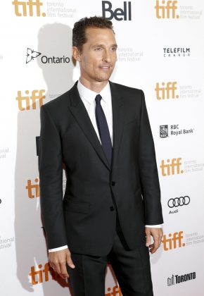 """I went and auditioned for that. I wanted that. I auditioned with Kate Winslet. Had a good audition. Walked away from there pretty confident that I had it,"" the Dallas Buyers Club star said. (Photo: WENN)"