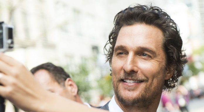 "Matthew McConaughey auditioned for the role of Jack in ""Titanic."" (Photo: WENN)"
