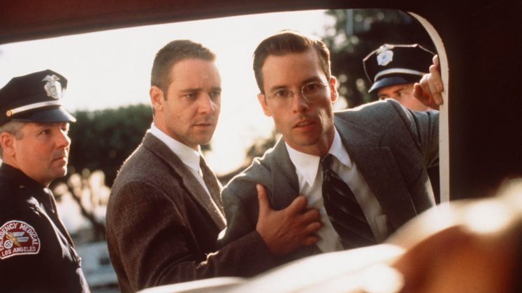 The role of Ed Exley ultimately went to Guy Pearce. (Photo: Release)