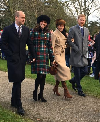 Source close to the couple say tensions between Meghan and Kate could be behind the dramatic decision to move out. (Photo: WENN)