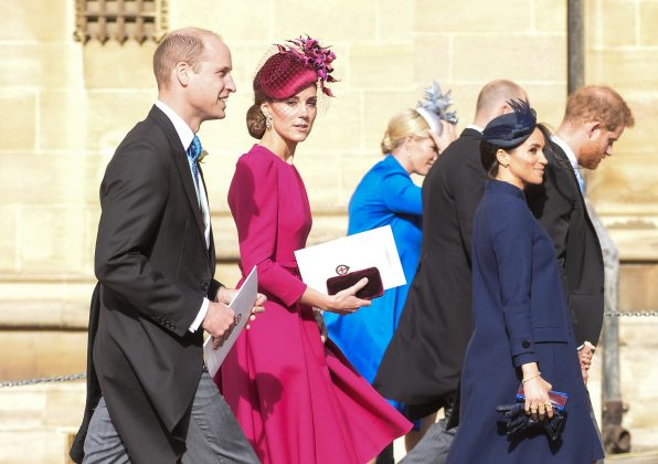 """Kate and Meghan are very different people. They don't really get on,"" a source confirmed. (Photo: WENN)"