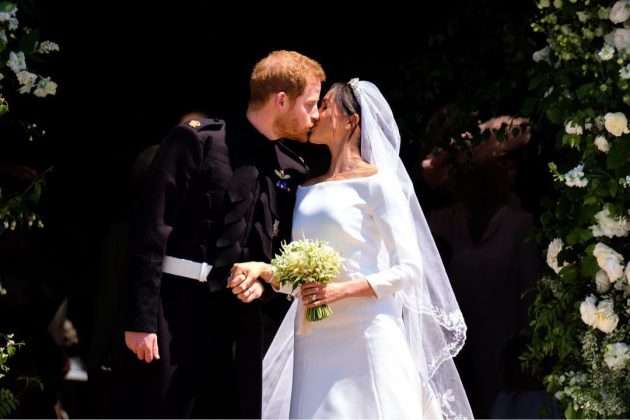 Frogmore is where Harry and Meghan's wedding reception was held earlier this year. (Photo: WENN)