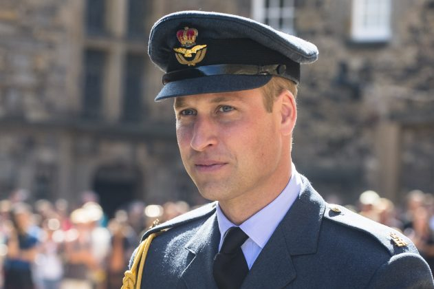 Prince William is the direct heir to the throne. (Photo: WENN)