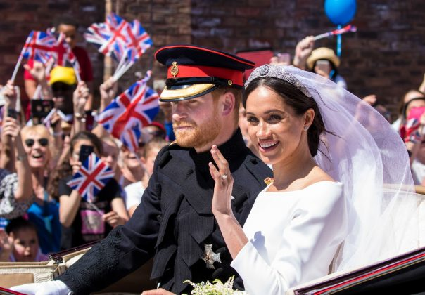 Prince Harry and Meghan Markle got married on May 2018. (Photo: WENN)