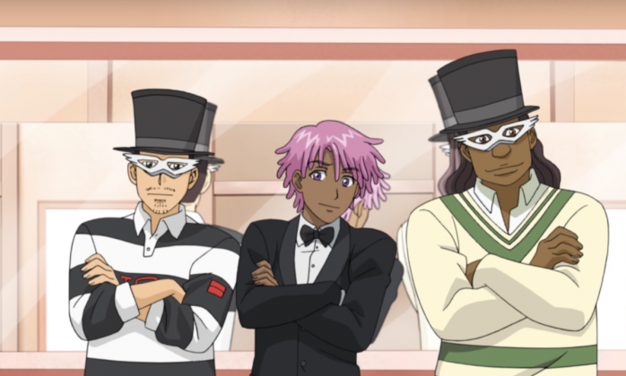 Neo Yokio: Pink Christmas - December 7. (Photo: Release)