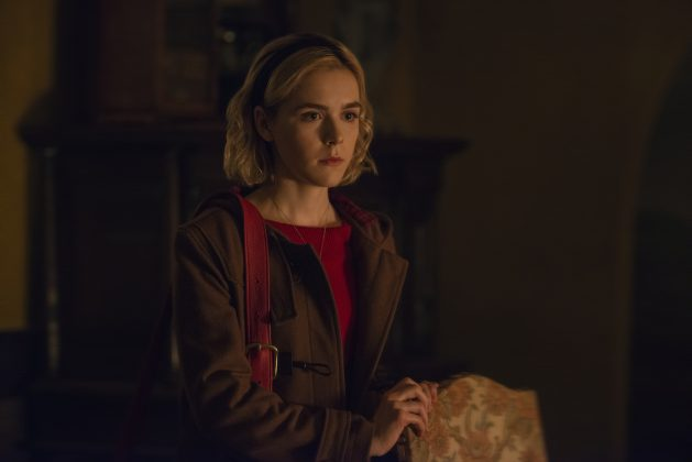 Chilling Adventures of Sabrina: A Midwinter's Tale -December 14. (Photo: Release)