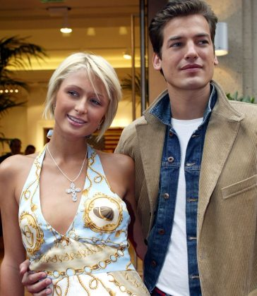 In 2003, Paris called off her engagement to Jason Shaw. (Photo: WENN)