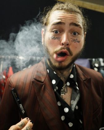 According to a source, Post Malone's desire of living like a rock star led to their split. (Photo: Instagram)