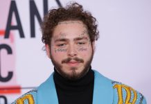 Post Malone has broken up with Ashlen Diaz. (Photo: WENN)
