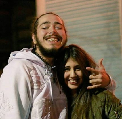 This is not the first time Post Malone and Ashlen Diaz have broken up. (Photo: Instagram)