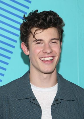 "In 2016, Mendes took to Snapchat to set the record straight. ""First of all, I'm not gay. Second of all, it shouldn't make a difference if I was or wasn't."" (Photo: WENN)"