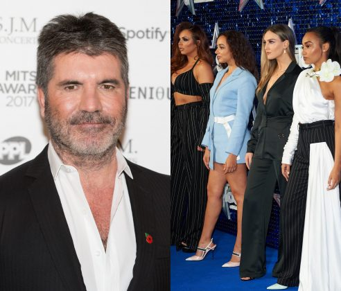 Simon Cowell says this is the real reason why his music label parted ways with Little Mix. (Photo: WENN)