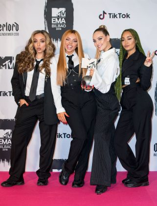 """Woman Like Me"" peaked at Number 2 in the charts earlier this month. (Photo: WENN)"