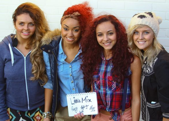 "Little Mix were the winners of season 8 of the UK version of ""The X Factor."" (Photo: WENN)"