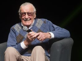 Here's how celebrities reacted to Stan Lee's death on Twitter. Click through to see celebrities outpouring love and admiration to the OG superhero. (Photo: WENN)