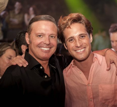 "Most recently, Diego played the lead role in the biopic show ""Luis Miguel, la Serie."" Diego worked tirelessly to become the famed Mexican singer and performed all of his music that appears in the show. (Photo: Instagram)"