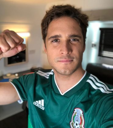 Diego Andrés González Boneta was born in Mexico City on November 29, 1990, which makes him 28 years old. (Photo: Instagram)