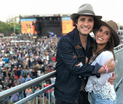 Diego is one of three kids. He has two siblings—his sister Natalia and his brother Santiago. And yes, they're equally attractive! Good looks run in the Boneta family. (Photo: Instagram)