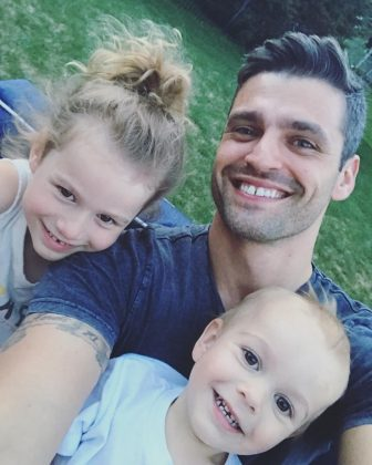 Peter is a doting uncle and family man! He is close to his parents, nephews, and nieces, and often shares photos of them on social media. (Photo: Instagram)