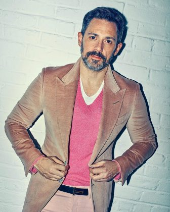 """Kazee has also worked in TV and music. He had roles on """"Shameless,"""" """"Nashville,"""" """"Legends,"""" and """"CSI."""" He also collaborated with Christina Perri for """"A Thousand Years,"""" a song on the soundtrack of """"Twilight: Breaking Dawn Part 2"""". (Photo: Instagram)"""