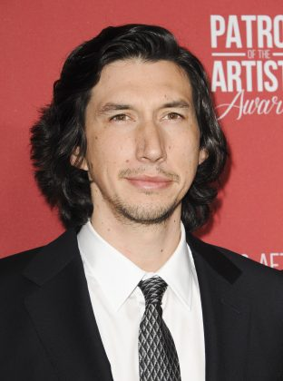 He takes his education very seriously. Adam Driver studied drama at the prestigious Julliard School before getting his big break. He clearly has an appreciation for the arts and learning your craft. (Photo: Release)