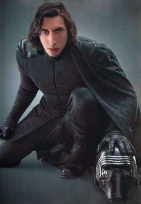 He plays Kylo Ren, a conflicted, yet redeemable villain. He's had some pretty traumatic things happen to him, and while that doesn't excuse his evil behaviors, it does offer some explanation! We feel you, Kylo… (Photo: Release)