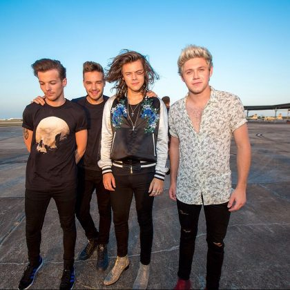 Harry, Niall, Liam, and Louis continued as a four-piece for another year. (Photo: Instagram)