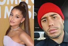 Rumor has it Ariana Grande is back together with Ricky Alvarez. (Photo: WENN)
