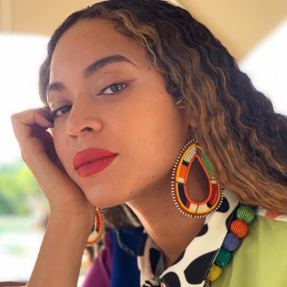 Click through to see the reactions to the old new Beyoncé music released by the mysterious Queen Carter. (Photo: Instagram)