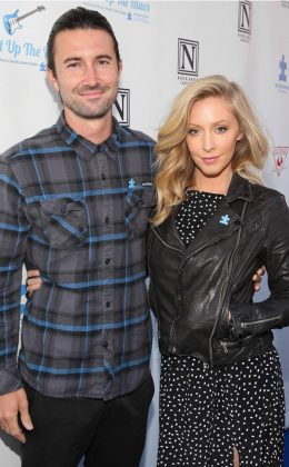 "Brandon and Leah Jenner split in September after six years of marriage and 14 years together. ""We have lovingly come to the decision to end the romantic aspect of our relationship. We are truly grateful for the bond of friendship we hold and cherish today."" (Photo: WENN)"