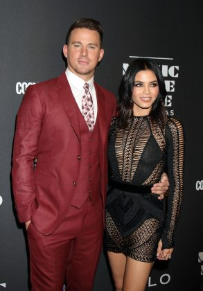 "Channing Tatum and Jenna Dewan announced their separation in April. ""We have lovingly chosen to separate as a couple. Absolutely nothing has changed about how much we love one another, but love is a beautiful adventure that is taking us on different paths for now."" (Photo: WENN)"
