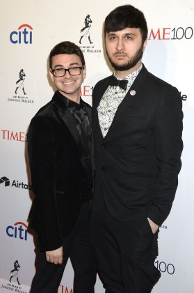 Christian Siriano and Brad Walsh called it quits after less than two years of marriage. The musician broke the news of his split from the fashion designer on his Instagram in June, saying he wanted to announce the breakup before the media did. (Photo: WENN)