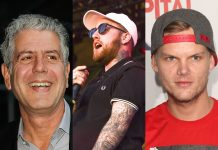 Here's a list of the most notable celebrity deaths of 2018. (Photos: WENN)