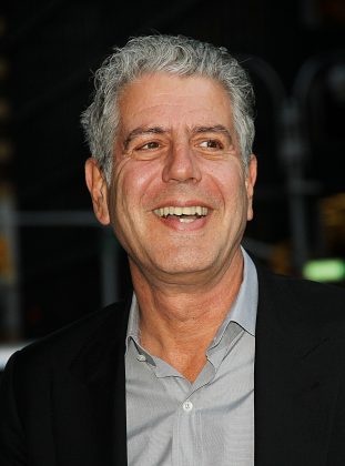 Anthony Bourdain, the celebrated American chef, died at age of 61 of apparent suicide on June 8. The television host was found unresponsive in his hotel room in France. (Photo: WENN)