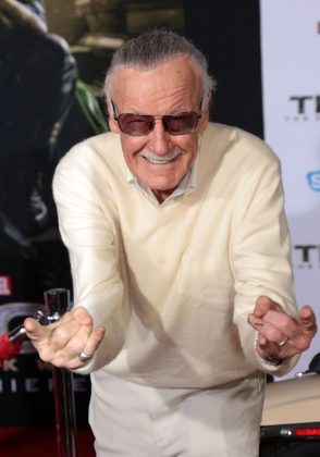 Stan Lee, the father of Marvel Comics, died at age 95 in early November. His death came less than a year-and-a-half after his wife Joan died in July 2017 at 93. (Photo: WENN)