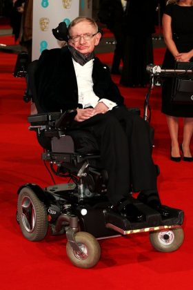 "Stephen Hawking, the world-renowned physicist, died at age 76 in March 24. Hawking was best known for penning ""A Brief History of Time"" while battling motor neuron disease. (Photo: WENN)"